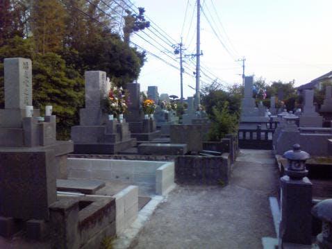 鹿児島市営 村前共同墓地