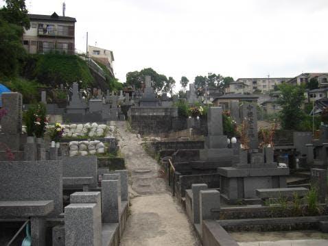 中迫共同墓地