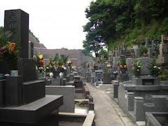 原良源六墓地の画像