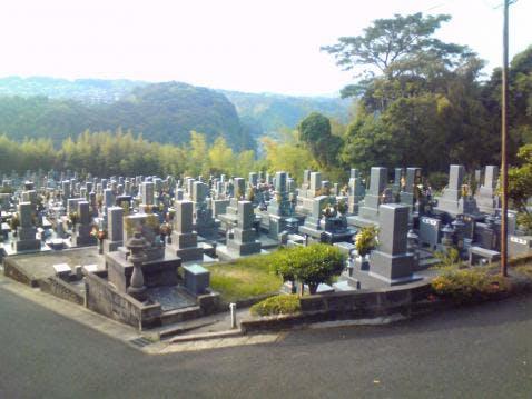 鹿児島市営 伊敷共同墓地