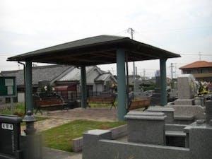 東里墓地樹木葬の画像