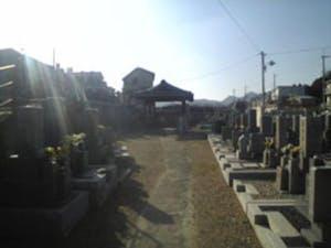 赤坂共同墓地の画像
