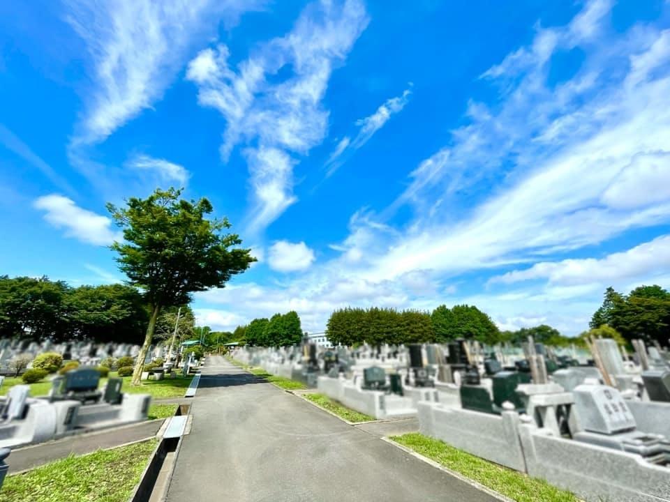 日光・杉並木墓苑『樹木葬』