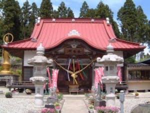 那須聖地霊園の画像