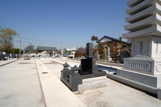 善源寺墓地