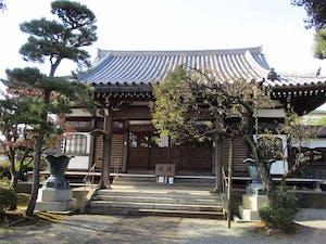 長澤山 秋月院の画像