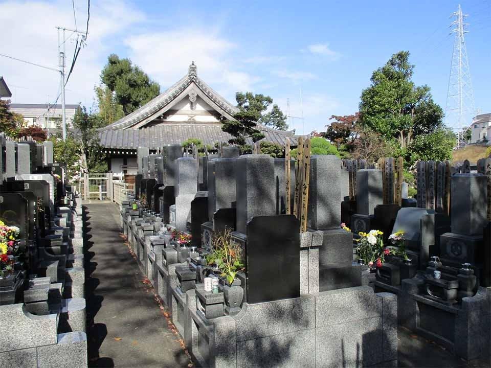 長澤山 秋月院