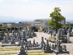 奈良中央墓園の画像