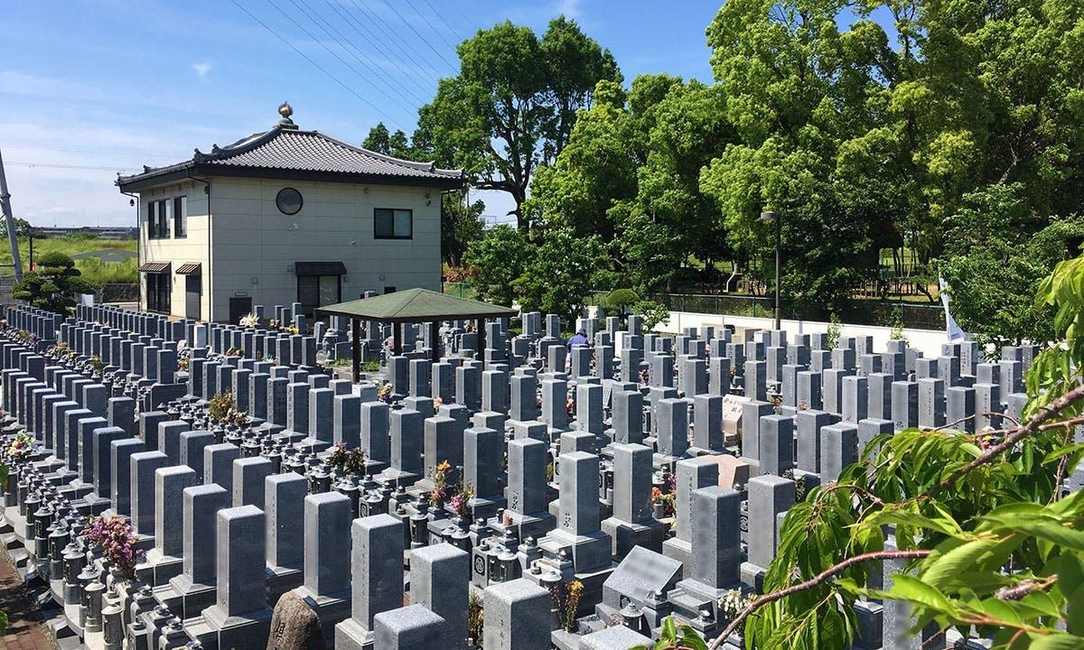 伊丹東霊園 一般墓・樹木葬