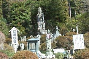 無量寺墓地の画像