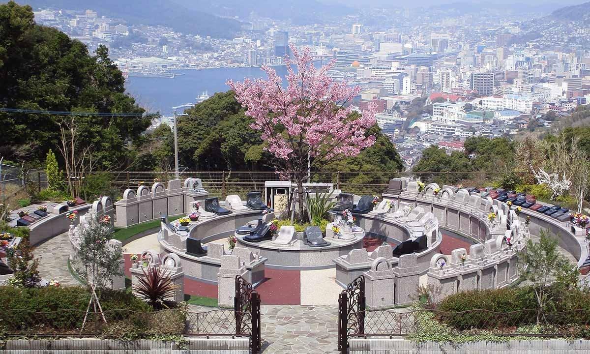 港ヶ丘パーク墓苑