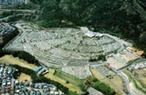 日立平和台霊園の画像