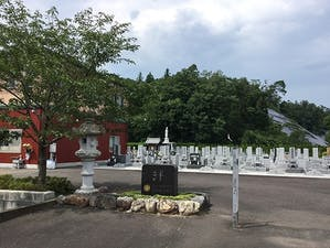 倉知観音墓苑の画像