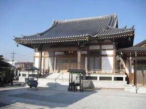 定泰寺霊園の画像