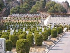 三田霊園の画像