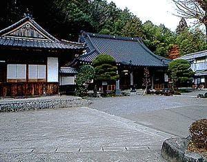 朝川寺霊苑