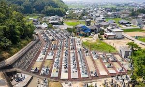 桃山霊園の画像
