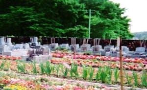 佐倉羽鳥霊苑の画像