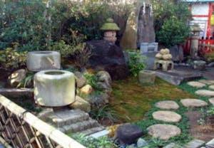 不動の杜庭園墓所の画像