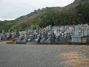 霊山墓苑の画像