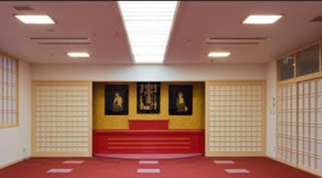 北海寺「寂光殿」