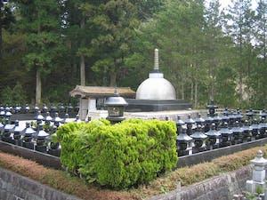 高野山 奥の院 永代供養墓「佛舎利宝塔」の画像