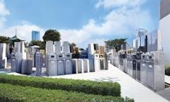 青山梅窓院墓苑の画像