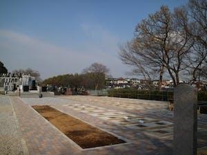 三ツ池の杜墓苑の画像