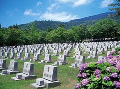 東北池田記念墓地公園