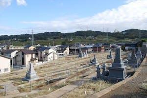 吉祥寺 新東墓地の画像