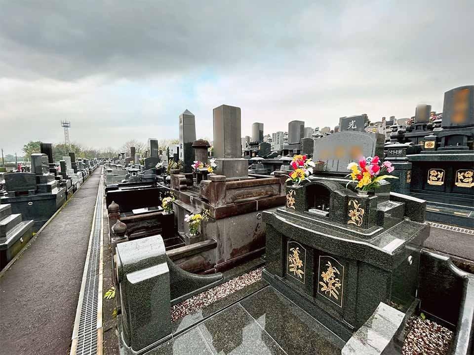 東熊本御廟 (第四ましき墓園)