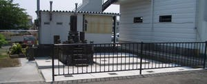 良町一丁目墓地の画像