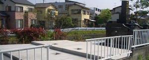 文能寺共同墓地の画像