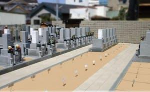 本昌寺墓地の画像