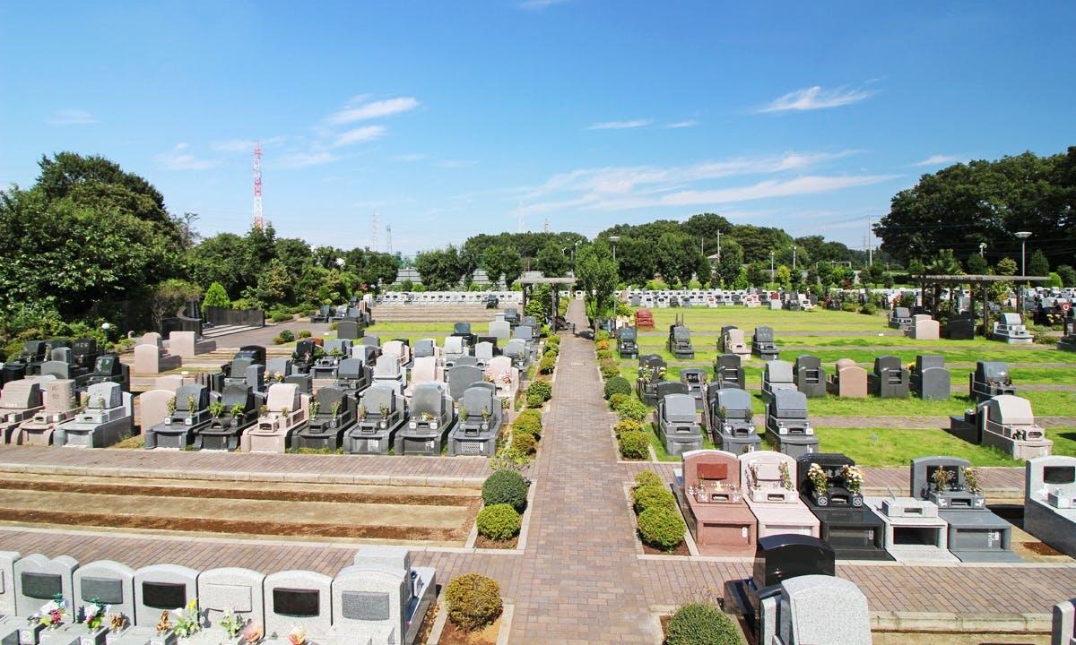 所沢シティメモリアル(永代供養付き一般墓)