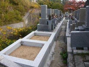 森共同墓地の画像