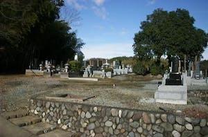 重輪寺墓苑の画像