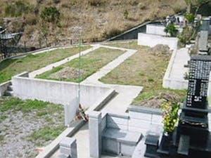 正覚寺境内墓地の画像