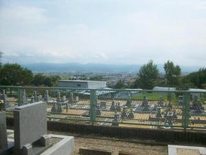 矢田えびす墓苑の画像