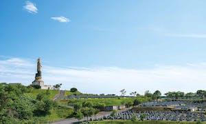 釧路陵墓公苑の画像