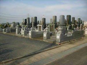 米島墓地の画像