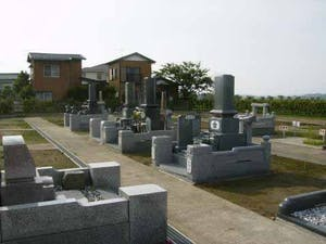 長泉寺墓地の画像
