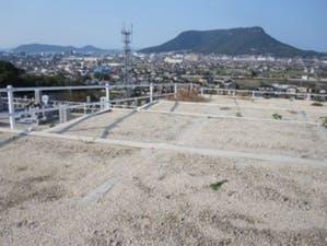新田岡山墓地の画像