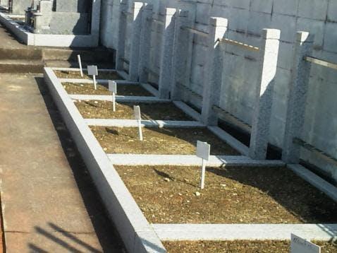 成願寺墓地