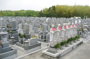日岡公園墓地の画像