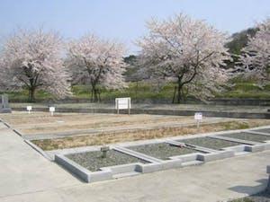 大川瀬霊園の画像