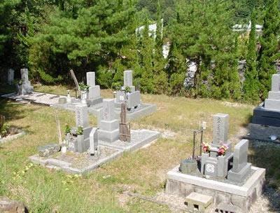 篠山市 今田墓地