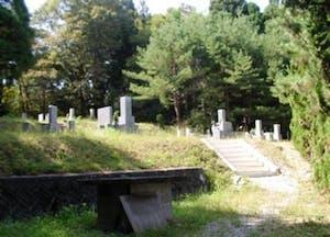 篠山市 今田墓地の画像