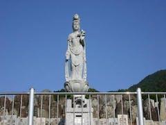 谷川東墓地の画像
