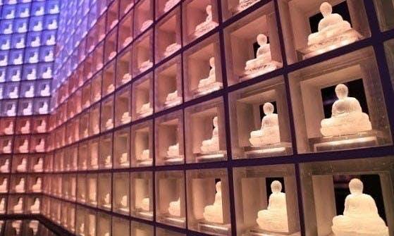 新宿琉璃殿(東京牛込琉璃殿)